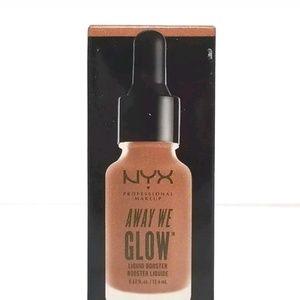 NYX Liquid booster Bronze